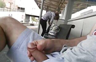 دوربین مخفی نشان سوپر سکس کامل می دهد فریبندگی یک دختر