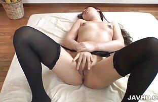 شاخه های مقعد در ویدیو سکس کامل جوراب ساق بلند پاره