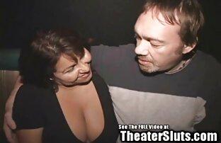 Big tits, سگ ماده fucks در تصاویرسکس کامل دختر داغ بر روی نیمکت